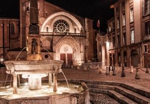 Balade Nocturne dans les rues de Toulouse