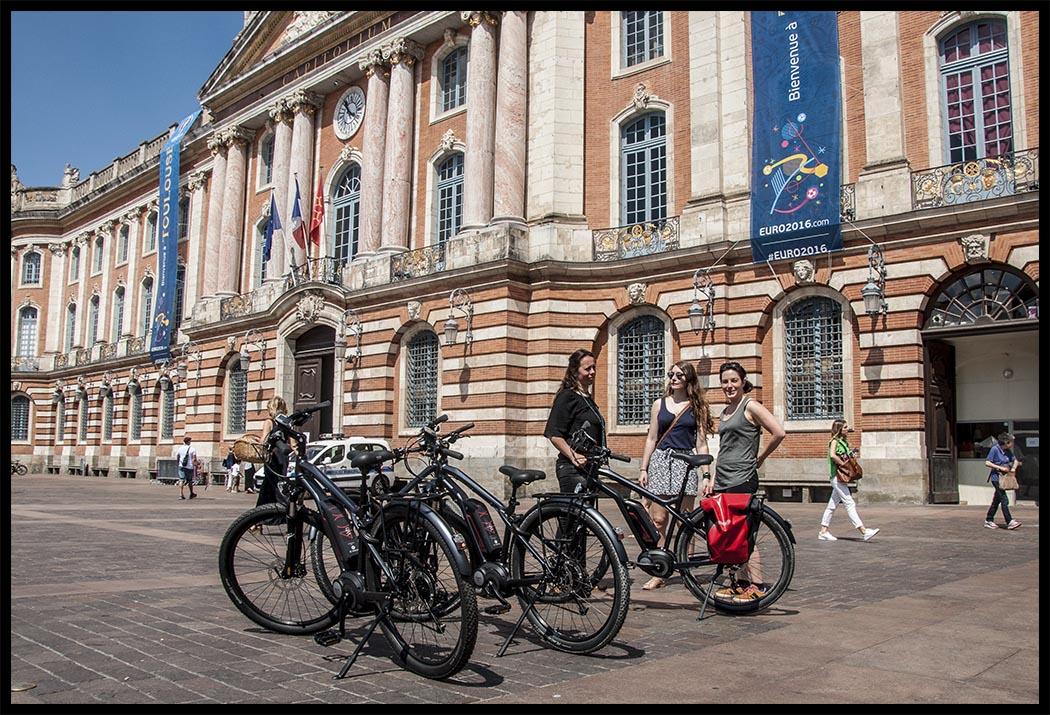 Toulouse E-Bike Tour