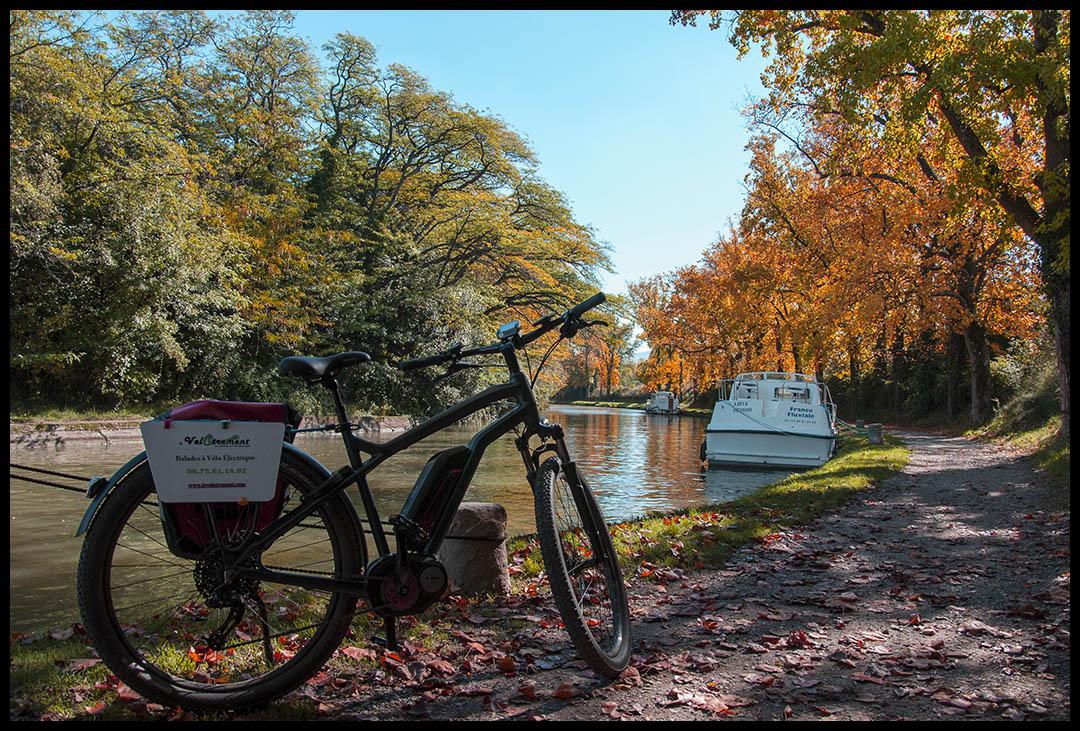 Vacances à Vélo Électrique