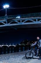 Toulouse Nocturnal E-Bike Tour