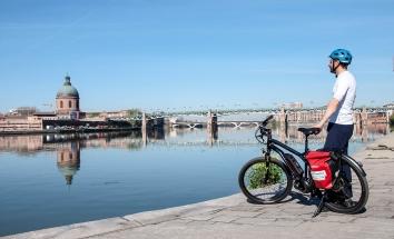 Toulouse, la Garonne