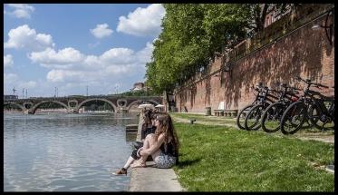 Toulouse bike tour
