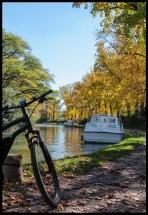 Balade à Vélo Électrique sur le canal du midi