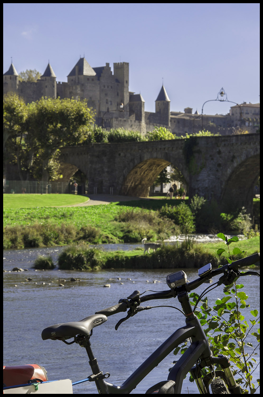 Carcassonne E-bike Tour