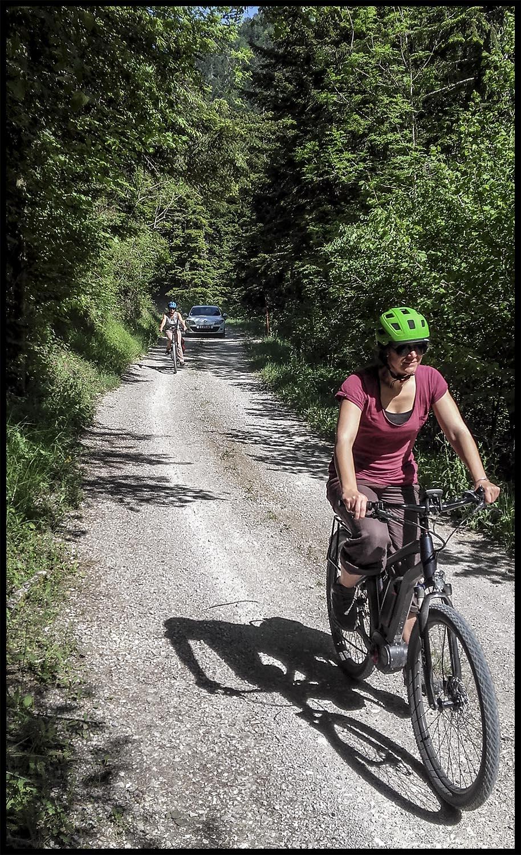 Séjour à Vélo Électrique