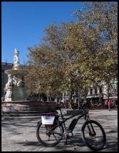 Carcassonne à Vélo Électrique